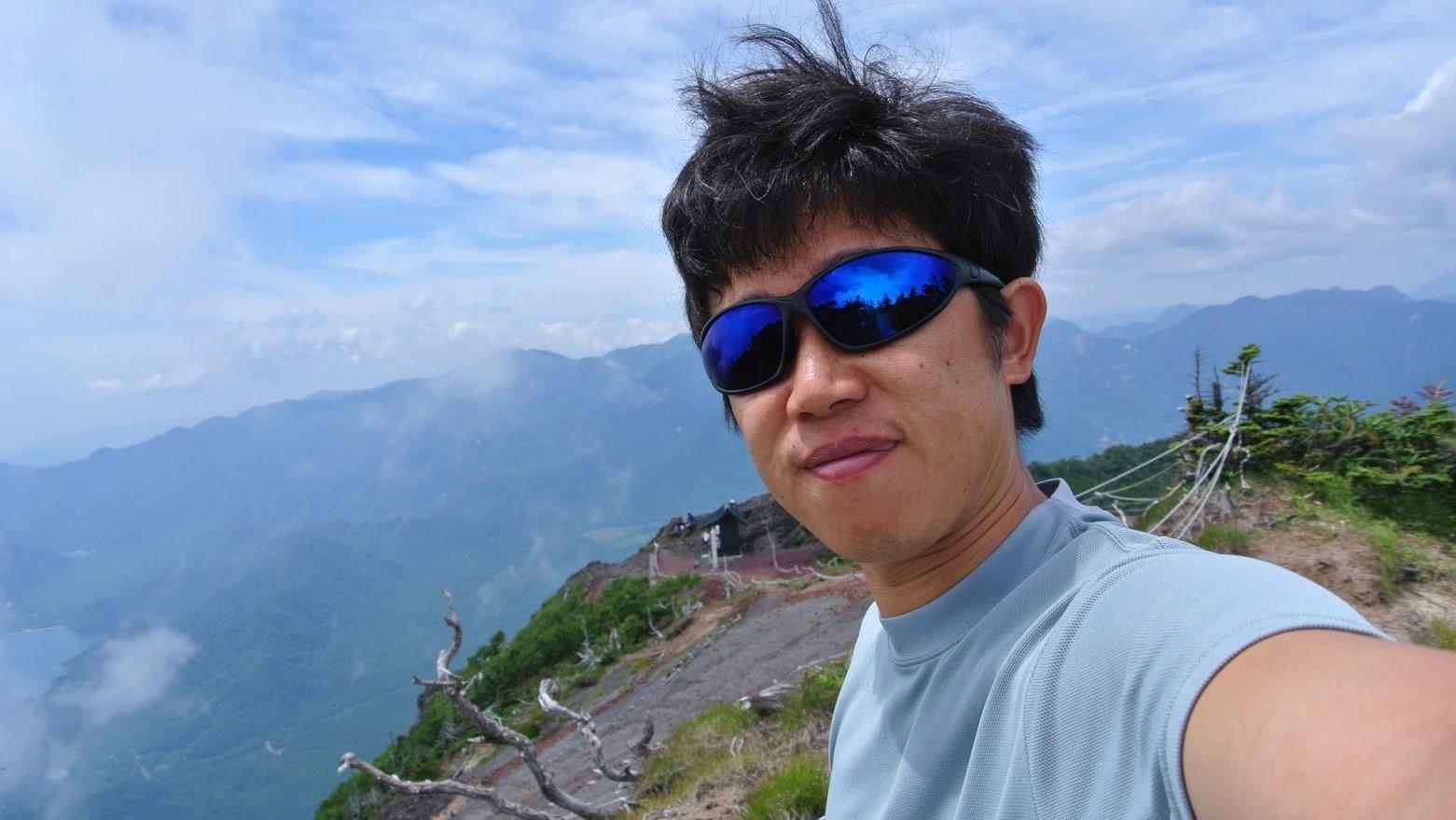 hajime_登山